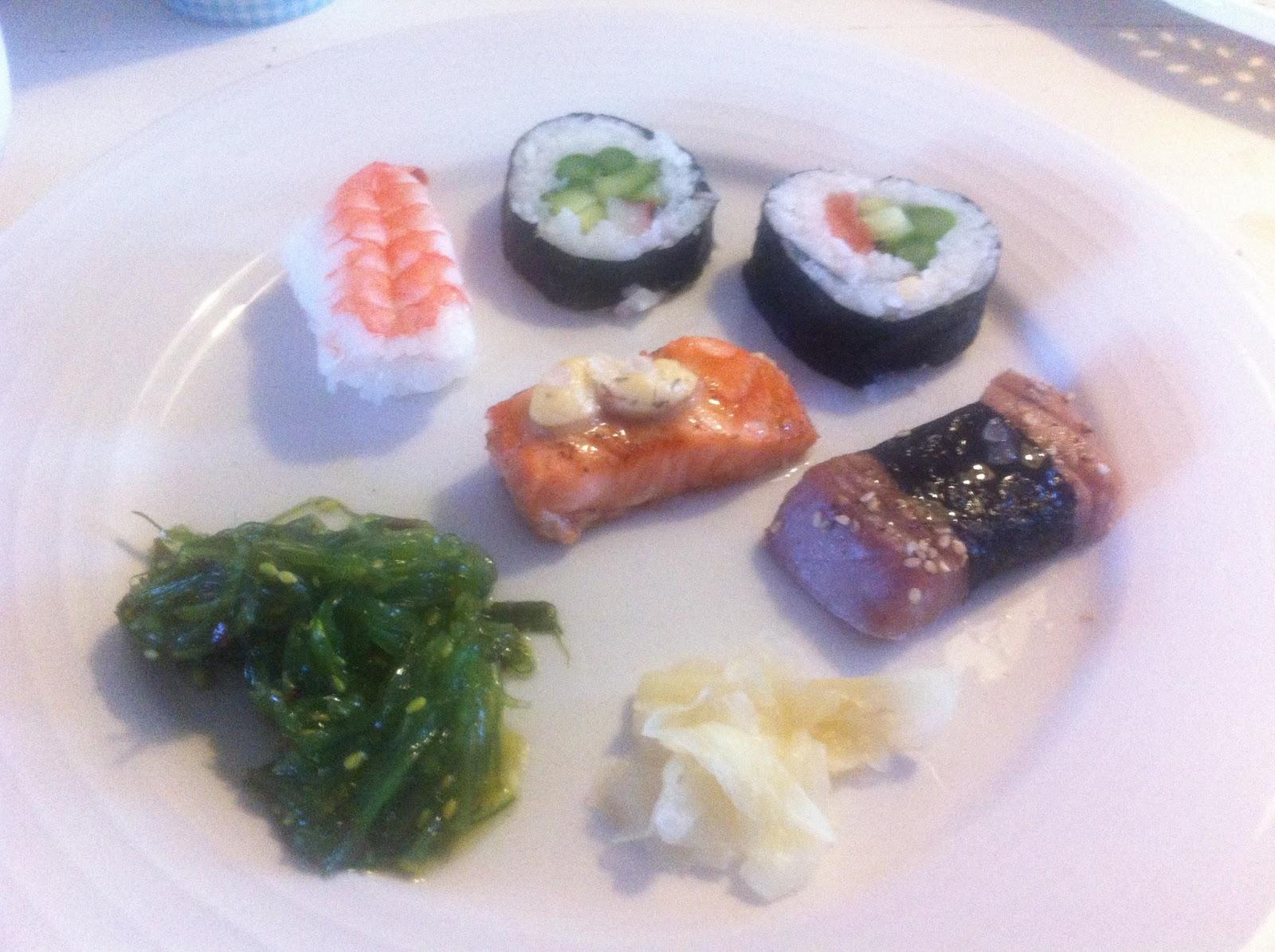 hvordan man deepthroat sushi Haslev